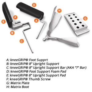 kneeGRIP® Matrix Complete Set