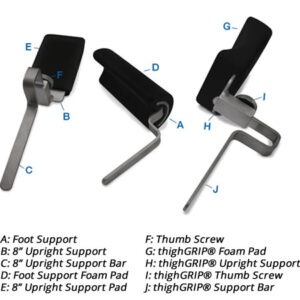 kneeGRIP® II Complete Set