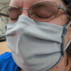 surgical type face mask